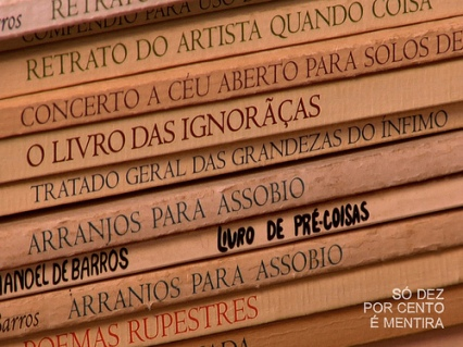 Livros_Manoel de Barros