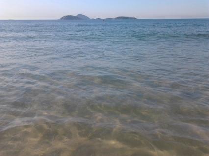 O mar & sua voz