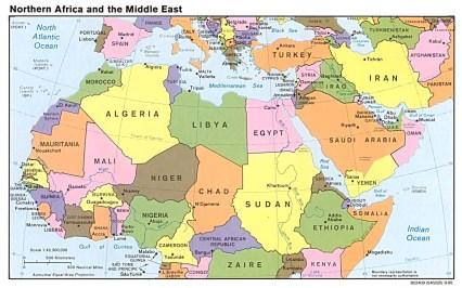 Mapa_África & Europa