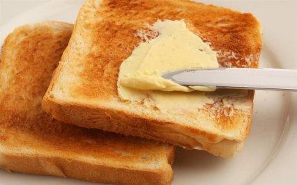 Pão com manteiga_Torrada