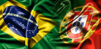 Brasil_Portugal_Bandeiras