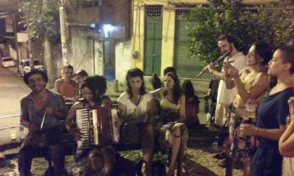 Largo das Neves_Música Sarau Dez 2015