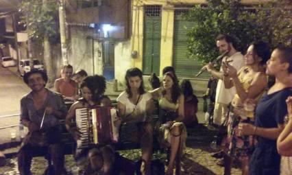 Largo das Neves_Música Sarau Dez 2015