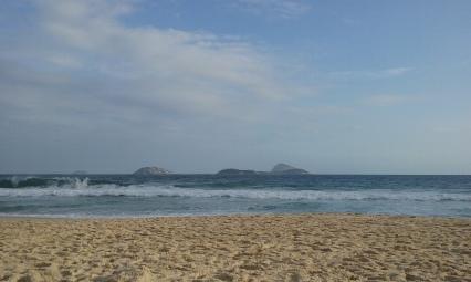 Leblon_Rio de Janeiro_Praia