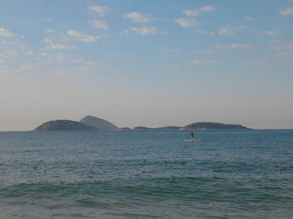 Ipanema_Cagarras & Stand Up Paddle