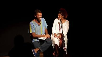 Paulo Sabino & Elisa Lucinda 6ª Ocupação Poética