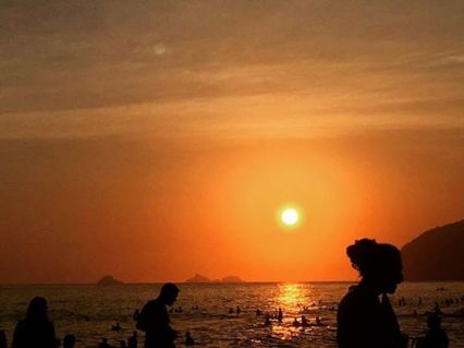 ipanema_26-dez-2016_por-do-sol